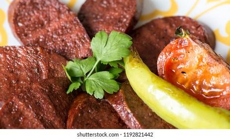 Turkish Food Sucuk