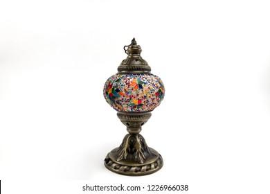 Turkish handmade lamp