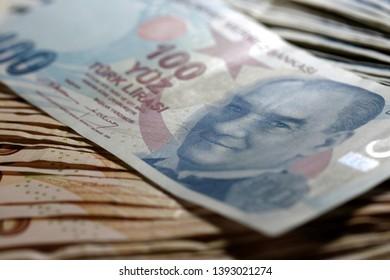 Turkish Lira, Turkish Lira Banknote