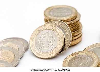Turkish lira coins, One Lira.