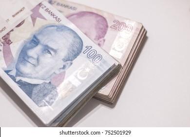 Turkish Lira ( Turkish Turk Parasi )