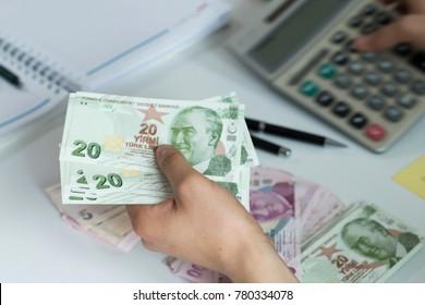 Turkish Money ( Turkish Turk Lirasi )
