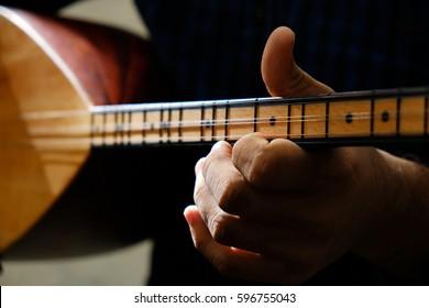 Turkish musical instrument