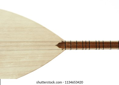 Turkish musical instrument – Saz. This is the most common stringed instrument in Turkey.