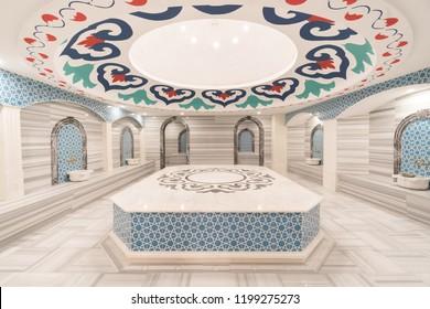 Turkish nice  bath