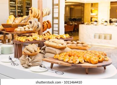Turkish Open Buffet Breakfast