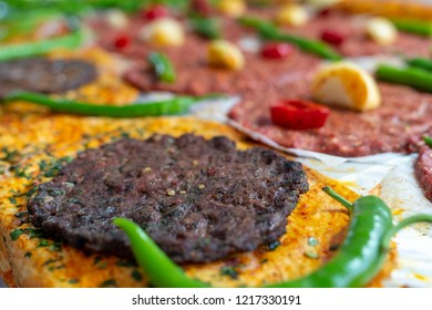 Turkish paper kebab, Turkish kagit kebabi, Antakya kagit kebap
