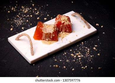 Turkish Pumkin Dessert