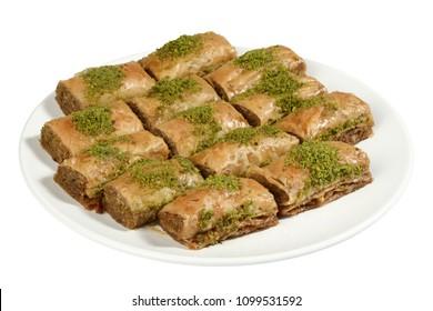 Turkish Ramadan Dessert Baklava,Antep Baklava,Baklava