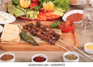 Turkish Sis Kebab