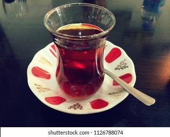 Turkish tea chai