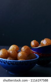 Turkish traditional dessert lokma