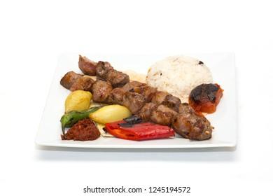 Turkish traditional Et Sis