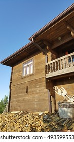 Turkish WoodenVillage House