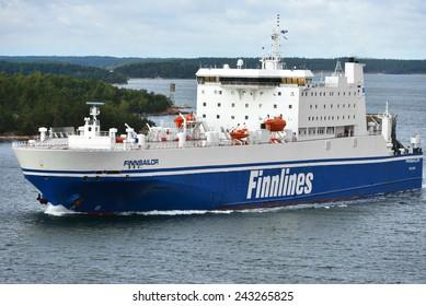 Ro-ro Ship Images, Stock Photos & Vectors | Shutterstock