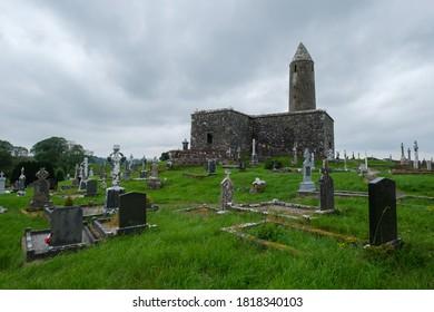 Turlough Round Tower, Mayo, Ireland