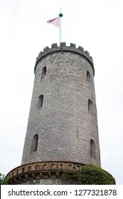 Turm der Sparrenburg Bielefeld