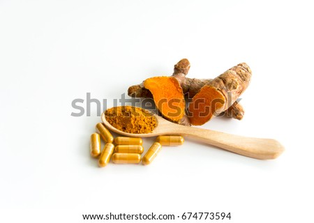 Turmeric is a herb that is effective in killing bacteria, fungi and essential oils in turmeric. Its properties relieve abdominal pain, flatulence and many other benefits. Which is good for health