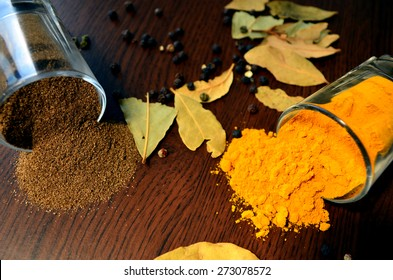 Turmeric and pepper. Turmeric and black pepper combo is great for health. Black pepper not only increases bioavailability of turmeric but also provides several other health benefits.