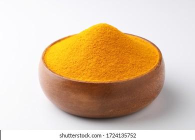 turmeric powder or haldi powder, Indian spice