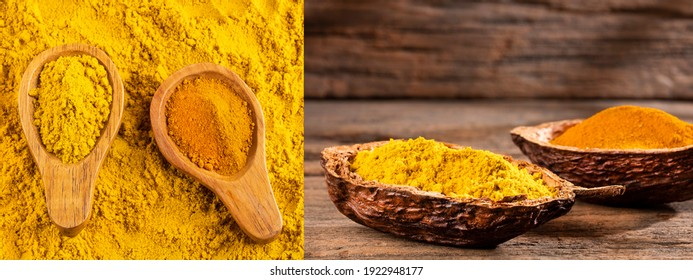 Turmeric root aromatic powder - Curry spice mix