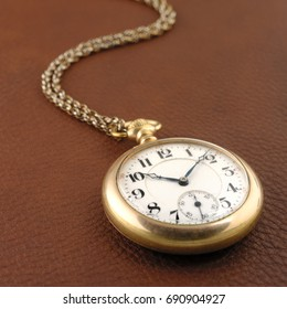 "Turn of the century pocket watch. This is an ""Engineer's"" pocket watch used on trains."