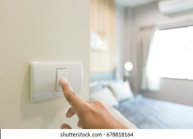 Turn off the lights after using them, saving energy and reducing the energy consumption of the world.