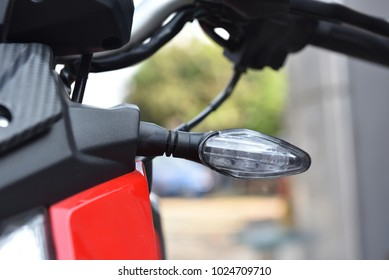 Turn Signal Motorcycle Big Bike