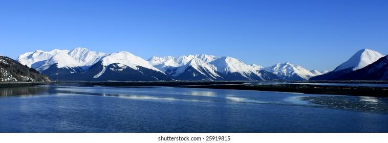 Turnagain Arm, Alaska