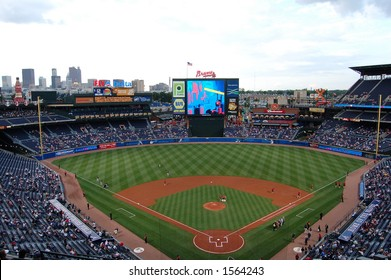 Turner Field, Atlanta GA