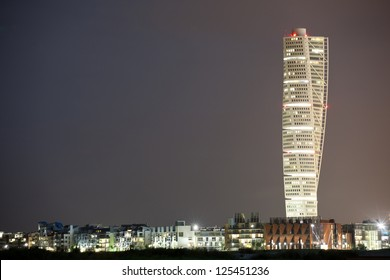 turning torso in Malm�¶