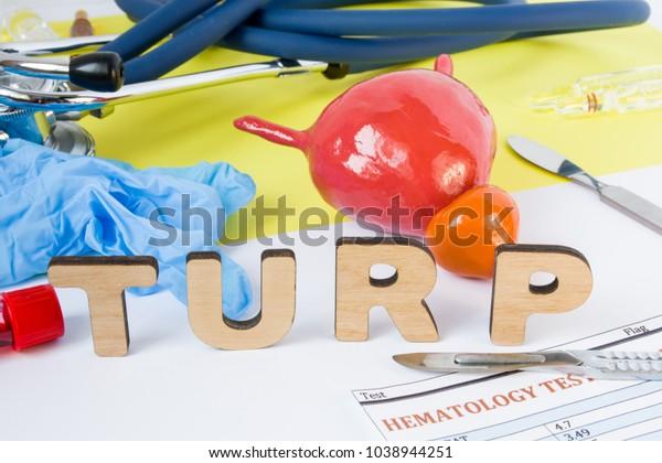 video de operación de próstata turp