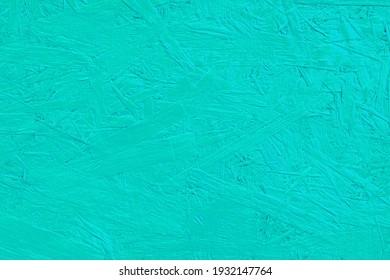 Türkisfarbener Hintergrund, Textur.  Aquamarin, Blaue Oberfläche, Fläche, Seite. Abstraktes Bild. Farbiger Hintergrund