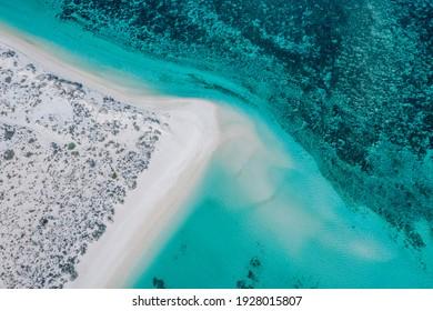 Turquoise Bay  Ningaloo Reef Drone
