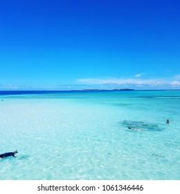 Turquoise Ocean Maldives