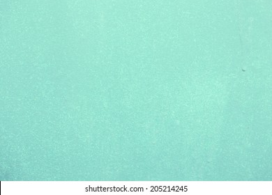turquoise painted wall background