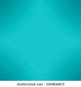 turquoise paper background or diamond pattern texture