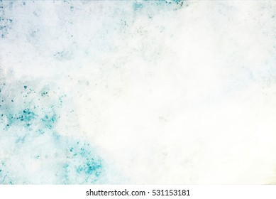 Turquoise paper background texture - winter abstract structure for graphics