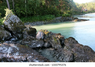 Turquoise River Katun