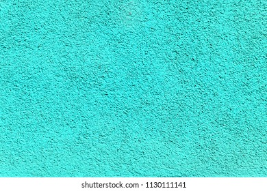 TURQUOISE STONE WALL