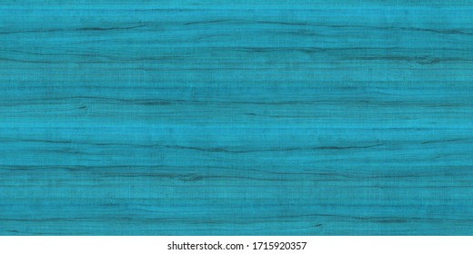 Turquoise wood images texture on blue cyan color background concept Solid rustic table pattern in light teal pastel bacground, Art plain simple peel wooden floor grain cool marble panel tabletop board