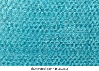 Turquoisel coloured texture/ fabric / tissue