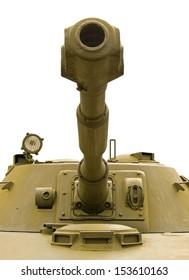 Turret closeup