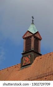 Turrets at Lichtenstern convent