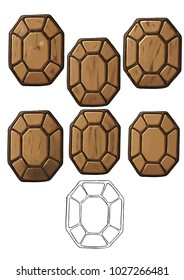 turtle shell design