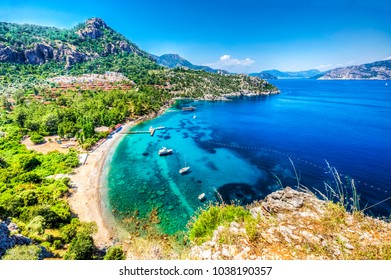 Turunc Bay in Marmaris