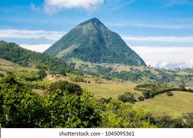 Tusa Hill; Venecia; Antioquia; Colombia