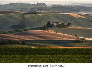 Tuscany - beautiful landscape