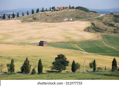 Tuscany field, Italy