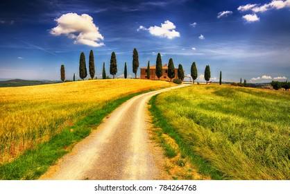Tuscany, Italy beautiful landscape